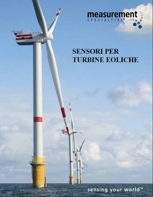 Meas Sensori Turbine Eoliche
